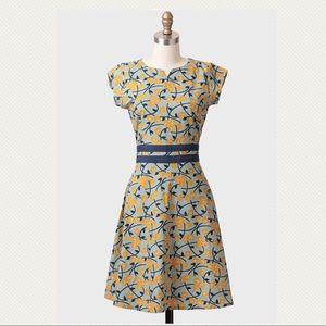 ModCloth Mata Traders Floral Dress